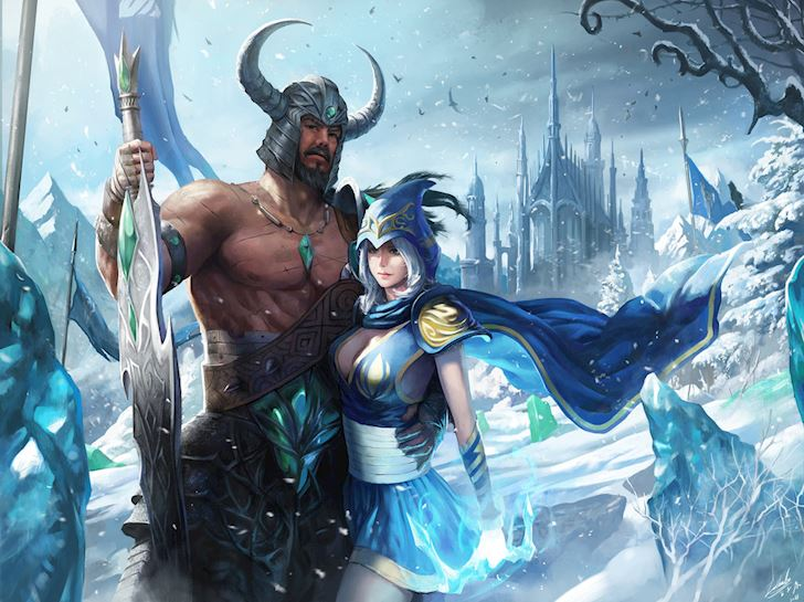 League of Legends: Will Love is the Foundation for the next new Champions?