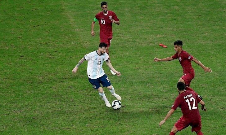 Kết quả bảng B Copa America 2019: Messi tịt ngòi, Argentina có ngay chiến thắng