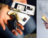 Do đâu mà điện thoại bỗng dưng cháy nổ và cách ngăn ngừa thì làm sao?