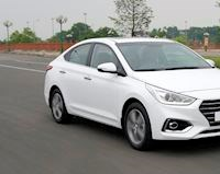 Bảng giá xe Hyundai Accent mới nhất tháng 9/2019