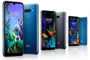 LG phát triển điện thoại có camera đục lỗ, không muốn tụt lại phía sau 'hàng xóm' Samsung?