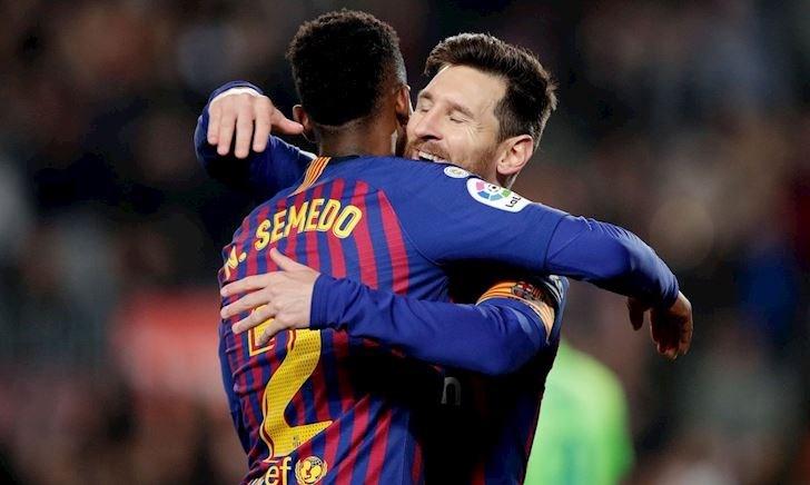 Chửi Messi, đồng hương Ronaldo mở đường sang PSG