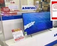Nguyễn Kim cho phép anh em đổi TV Asanzo sang thương hiệu khác - thời gian có hạn, điều kiện đơn giản