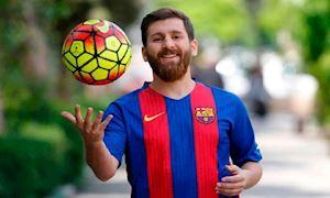 Messi 'fake' bị cảnh sát bắt vì lên giường với 23 phụ nữ