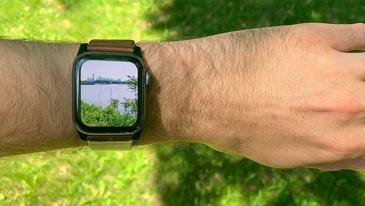 Nguoi ta co con can iPhone khi Apple Watch co tinh nang chup anh 2