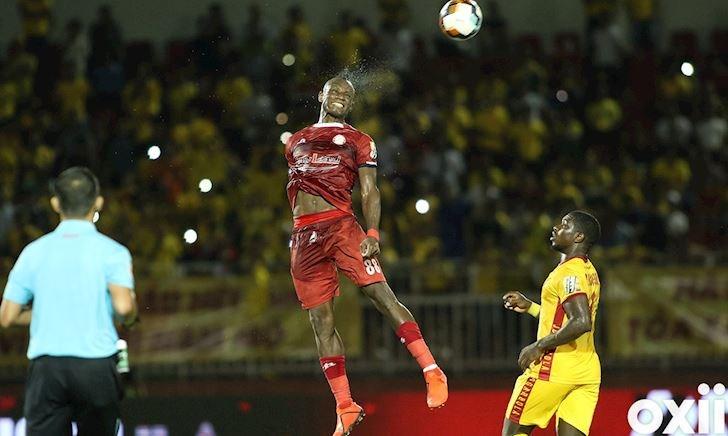 Top 5 tân binh ấn tượng nhất lượt đi V.League 2019: Ngoại binh toàn năng