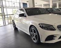 Bảng giá xe Mercedes C300 AMG 2019 mới nhất tháng 10/2019