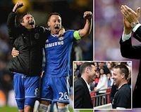 Terry chúc phúc cho Lampard trở về nhà Chelsea
