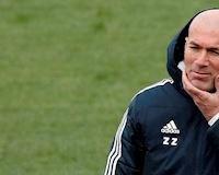 Zidane vắt óc nghĩ sơ đồ cho 'bộ tứ nguyên tử Real'