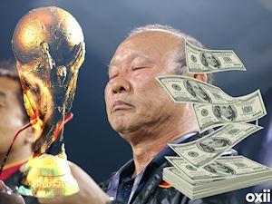 Lương HLV Park Hang-seo: 100.000 USD/tháng là chuyện hoang đường!