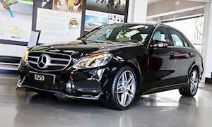 Bảng giá xe Mercedes E250 2019 mới nhất tháng 6/2019