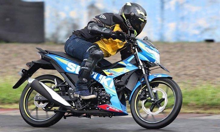 Tại sao Suzuki Raider là trùm tốc độ Underbone 150 cc
