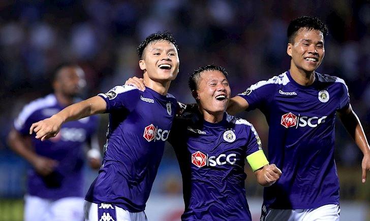 Bảng xếp hạng V.League 2019 mới nhất sau 14 vòng đấu: Hà Nội FC đè CLB TP.HCM