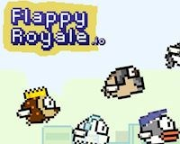 Flappy Royale đến cả chim cũng chơi game sinh tồn