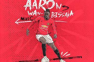 Aaron Wan-Bissaka đến MU, chính thức đi vào lịch sử bóng đá Anh