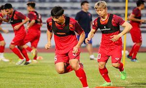 Video clip: Tuyển Việt Nam sử dụng GPS Vest tiền tỷ tại King's Cup 2019