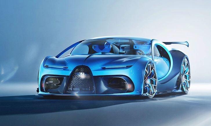 Đây là siêu xe Bugatti táo bạo nhất lịch sử, vượt mặt cả siêu phẩm 440 tỷ