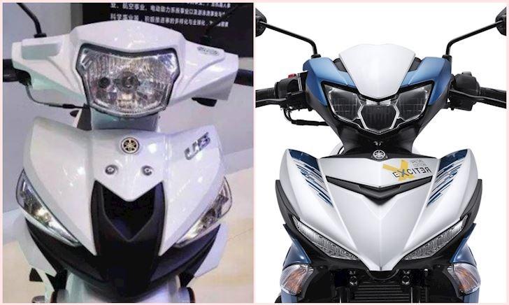 Đệ tử của Yamaha Exciter ra đời, quyết chiến với Honda
