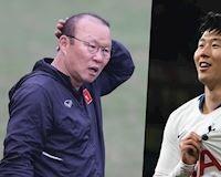 Bóng đá Việt Nam ngày 30/6: HLV Park xếp sau Son Heung-min trong cuộc thi tại Hàn Quốc