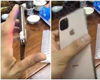[Video] Trên tay iPhone 11, có cả ba màu sắc khác nhau