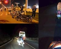5 nỗi sợ của biker khi bào tour đêm Đà Lạt