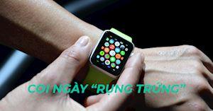 Đeo Apple Watch giúp tránh thai an toàn
