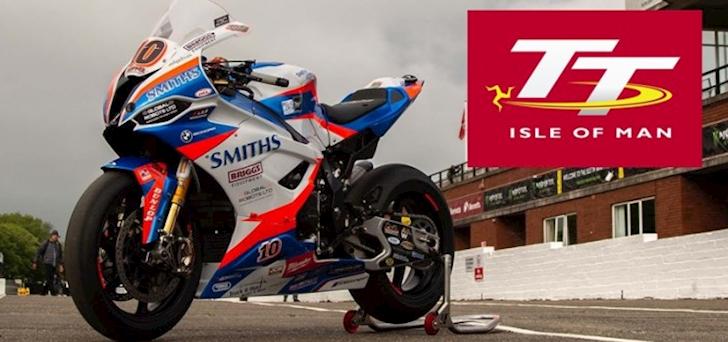 BMW S1000RR Smiths Racing sẵn sàng cho giải đua Isle of Man TT 2019