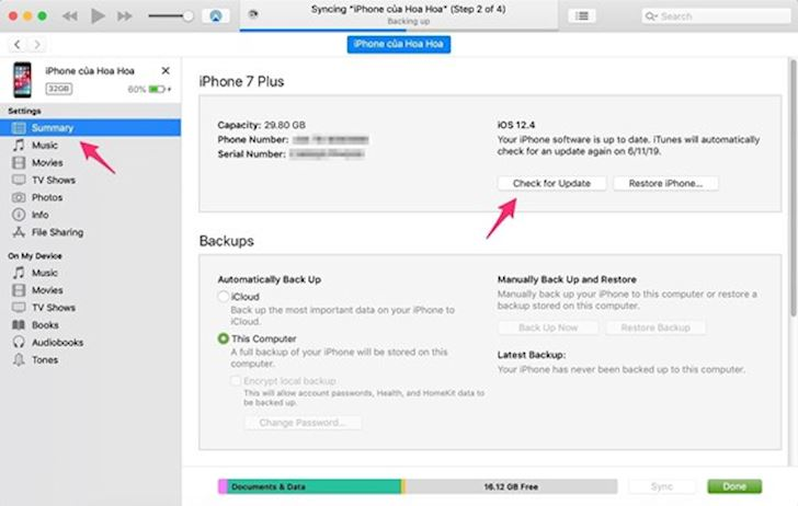 Huong dan cach cai dat iOS 13 Beta3