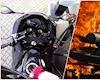 Cực nguy hiểm khi ngồi trên xe trong lúc đổ xăng
