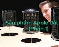 20 sản phẩm Apple 'hút máu' nhiều nhất từng được hãng bán ra (Phần 1)