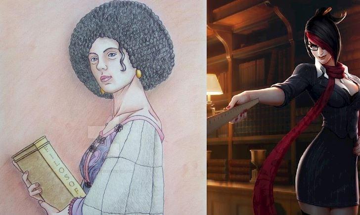 Game thủ học được gì từ tấm gương vĩ đại của Elena Cornaro Piscopia?