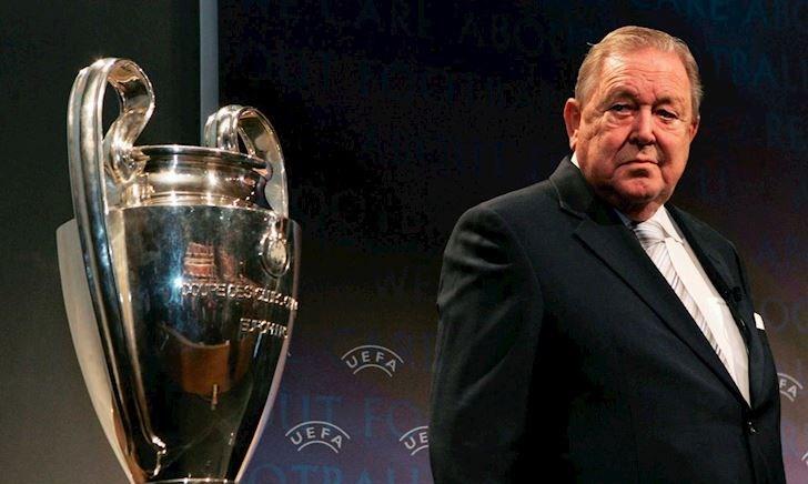 Người sáng lập Champions League qua đời ở nhà riêng