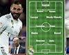 Jovic-Hazard: Mảnh ghép hoàn hảo để Zidane chơi 4-4-2