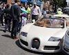 Siêu xe triệu đô Bugatti mới mua đã bị tai nạn