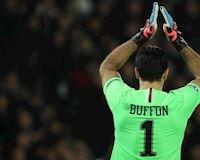 Chuyển nhượng ngày 6/6: Buffon chính thức ra đi, PSG mua De Gea