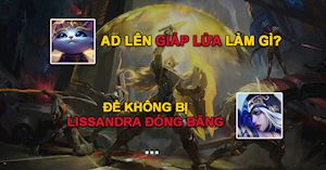 Những kiểu lên đồ LMHT theo phong cách IQ vô cực chỉ có ở game thủ Việt