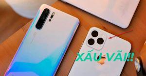 Hình ảnh iPhone 11 và 11 Max với ba camera quái dị
