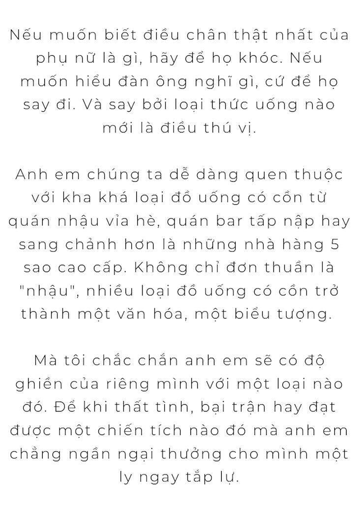 Loai do uong co con yeu thich tiet lo tinh cach cua nguoi dan ong 9