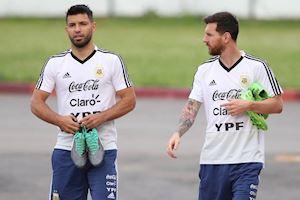 Copa America 2019: Aguero nguyện đá 'đến chết' vì Messi