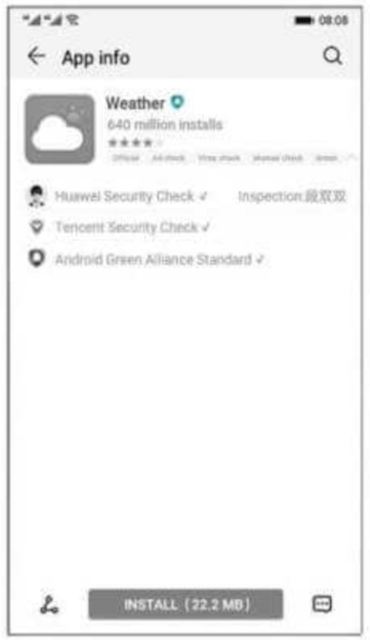 Ro ri nhung anh chup man hinh dau tien he dieu hanh moi ARK OS cua Huawei2