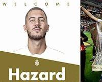 Bóng đá quốc tế ngày 8/6: Real công bố vụ Hazard; MU có Daniel James