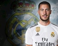 Choáng với mức lương cao khủng khiếp của Hazard tại Real