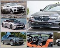 Bảng giá xe BMW mới nhất tháng 10/2019