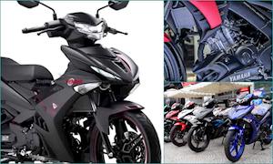 Giá dự kiến Yamaha Exciter 155 VVA sắp ra mắt