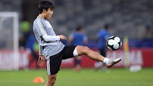 'Messi Nhật' được Zidane trao đặc ân ở đội một Real