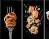 Mì Ý, sushi, taco và những thao tác trên bàn ăn mà anh em nên biết