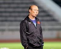 VFF 'linh hoạt thành tích' với HLV Park Hang-seo