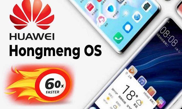 Đùa à, Hongmeng OS làm gì nhanh hơn Android và iOS đến 60%?