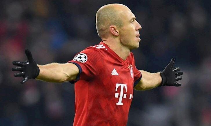 Robben bất ngờ nuốt lời giải nghệ, tái xuất chuyên nghiệp