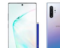 Ảnh dựng Galaxy Note 10 lộ diện: Thiết kế quá đẹp, viền mỏng hơn cả S10